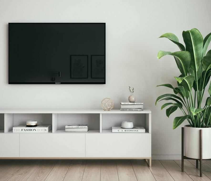 Disfruta de la TV con los muebles mejor diseñados y funcionales