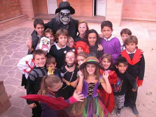niños-halloween