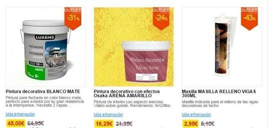 Outlet leroy merlin las mejores ofertas blogdecoraciones for Precio reforma cocina leroy merlin