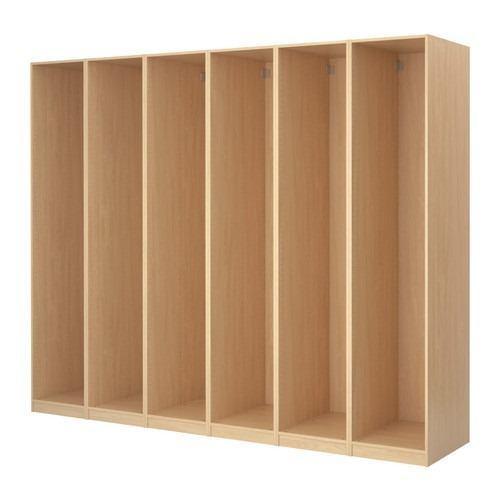 Los armarios pax de ikea blogdecoraciones - Estructuras armarios ikea ...