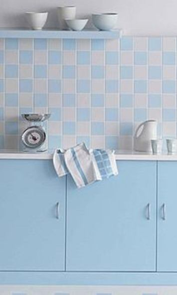 Pintar azulejos como hacerlo blogdecoraciones - Pintura azulejos cocina ...