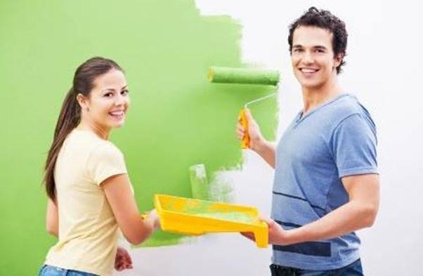 Image gallery pintando - Pintar mi casa ...