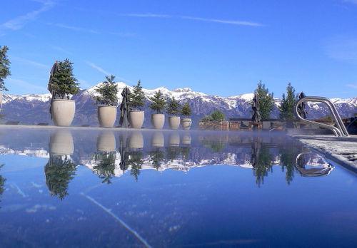 Fotos de piscinas de lujo blogdecoraciones for Piscina lujo