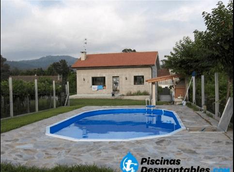 C mo montar una piscina desmontable de acero for Piscinas de acero baratas