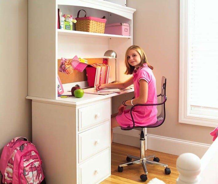Mesas de estudio blogdecoraciones for Mesas para estudiar