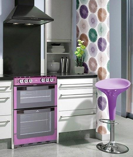 Cocinas de colores | cambia el look de tu cocina