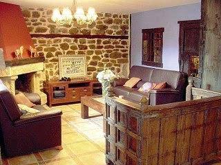 Estilo r stico blogdecoraciones - Cosas rusticas para decorar casa ...
