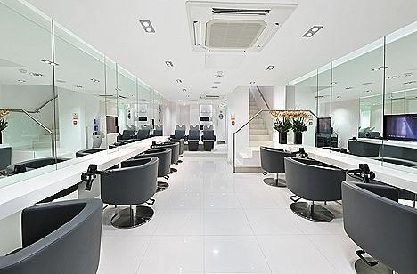 Decorar la peluquer a blogdecoraciones for Disenos de espejos para peluqueria