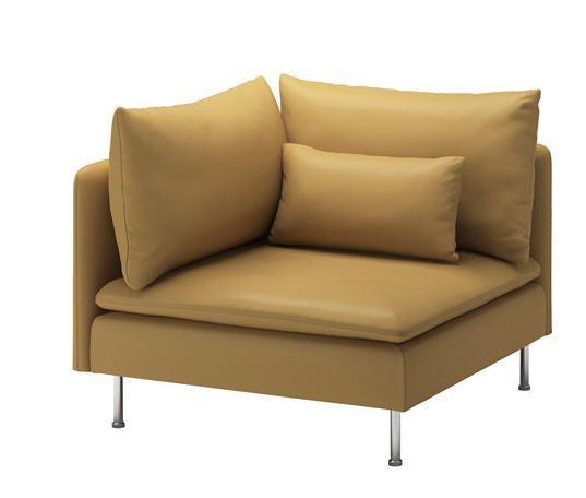 sofás para espacios pequeños