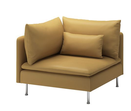 Sof s para espacios peque os for Sofas y sillones de diseno