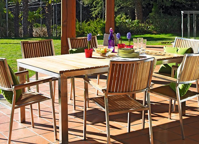Tipos de muebles de jard n blogdecoraciones for Muebles jardin economicos