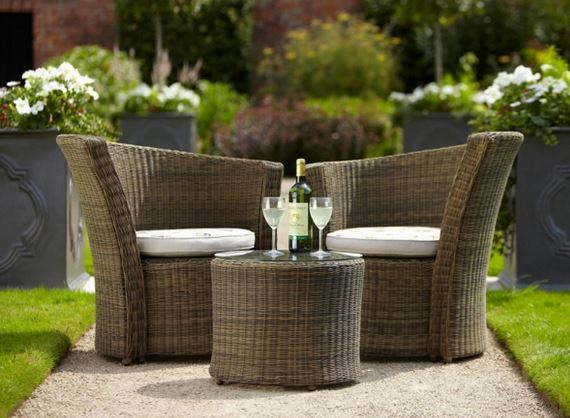 Tipos de muebles de jard n blogdecoraciones for Muebles ratan jardin