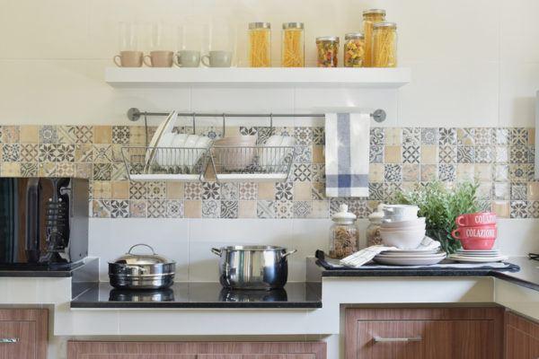 Vinilos de cocina hidraulicos