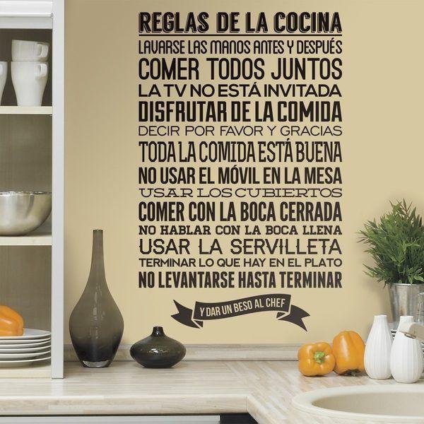 Los mejores dise os de vinilos para cocinas 2017 blogdecoraciones - Cambiar cocina con vinilo ...