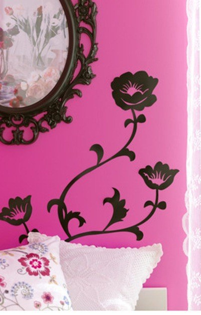 vinilos de pared ikea blogdecoraciones