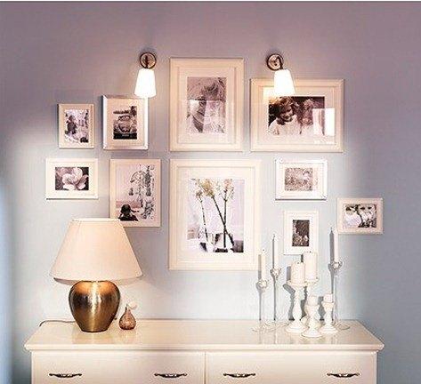 marcos de ikea blogdecoraciones. Black Bedroom Furniture Sets. Home Design Ideas